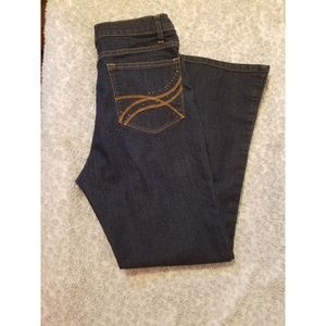 NWOT LEE CLASSIC JEANS SIZE 6P